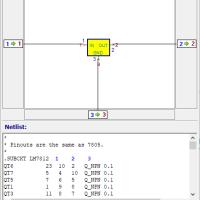 Tina 9. Utilizar modelos de SPICE (NetList) con Tina.