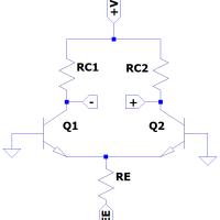 Amp. operacional. Tensión, corriente de offset y corriente de polarización de entrada.